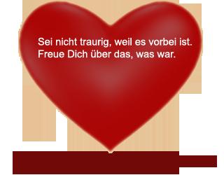 Liebesspruch 6