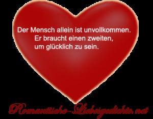 Liebesgedicht 1